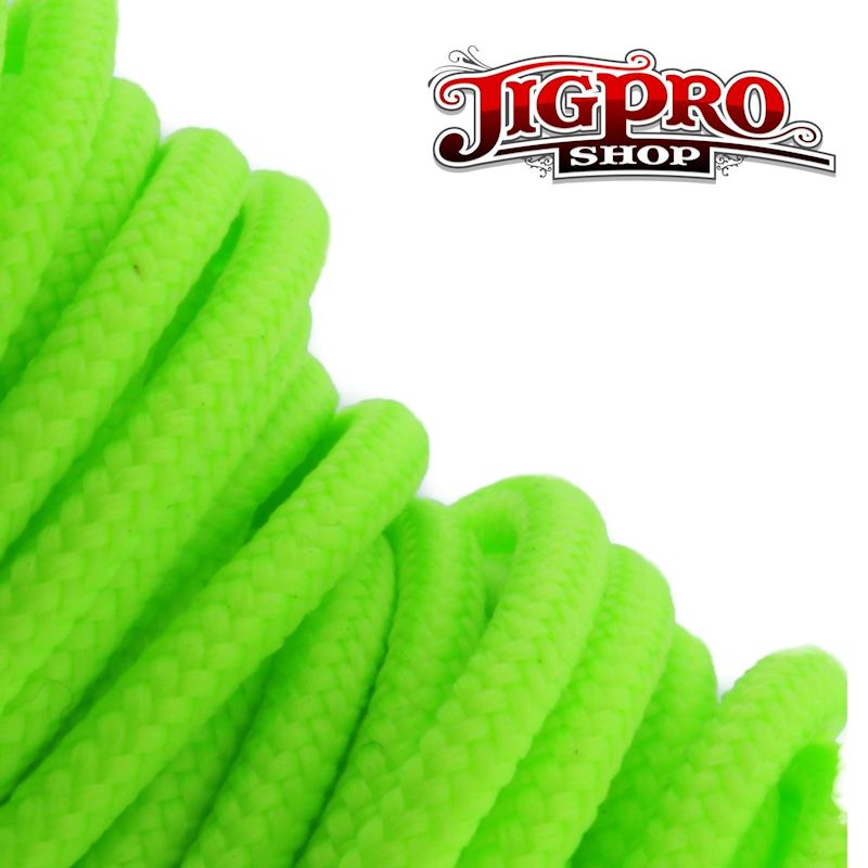 "Neon Green 275# Tactical Cord 3/32"" x 100' TS18"